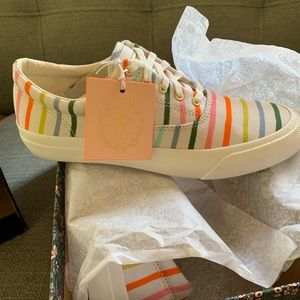 Rifle paper co Keds size 6